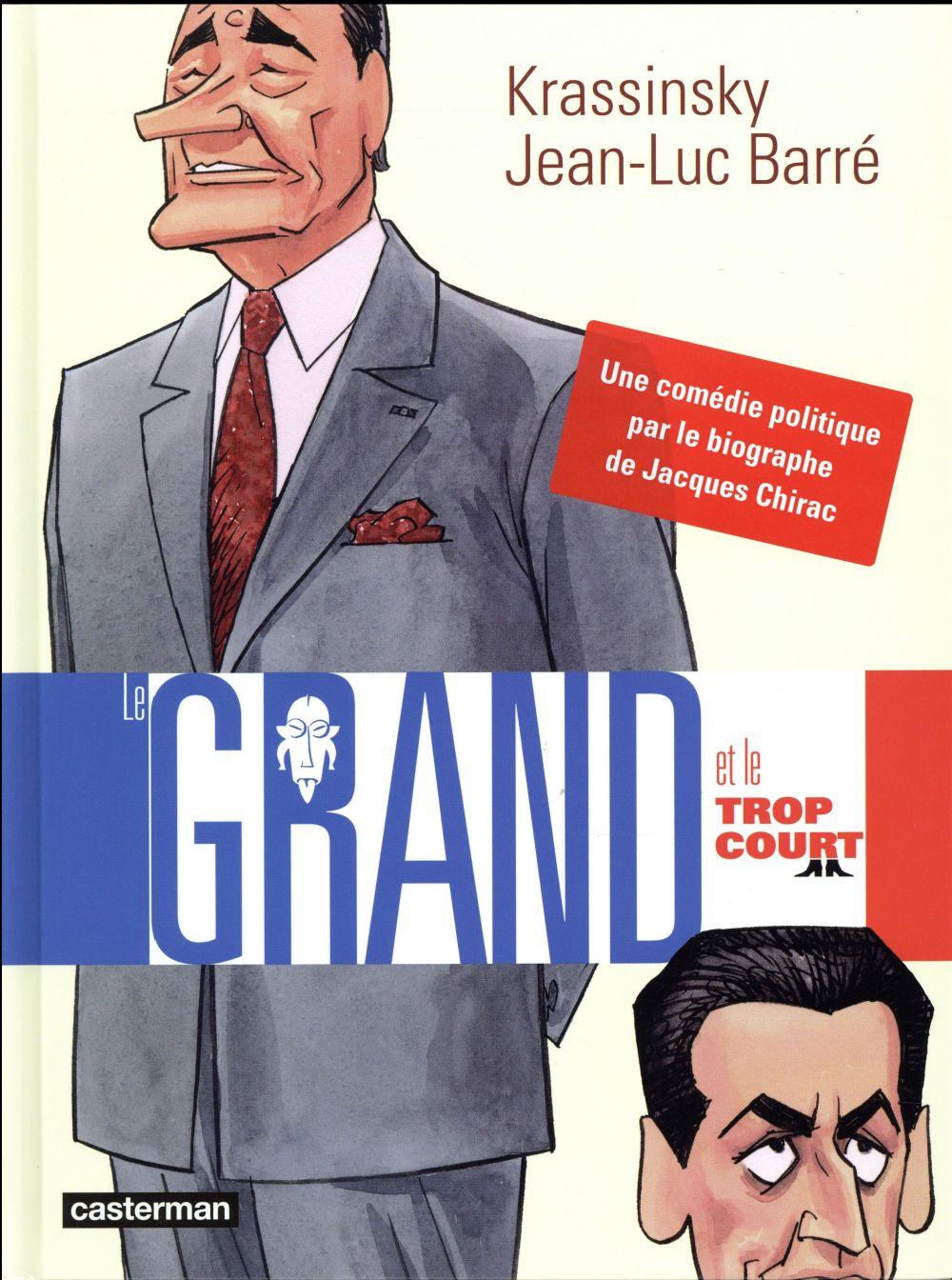 LE GRAND ET LE TROP COURT