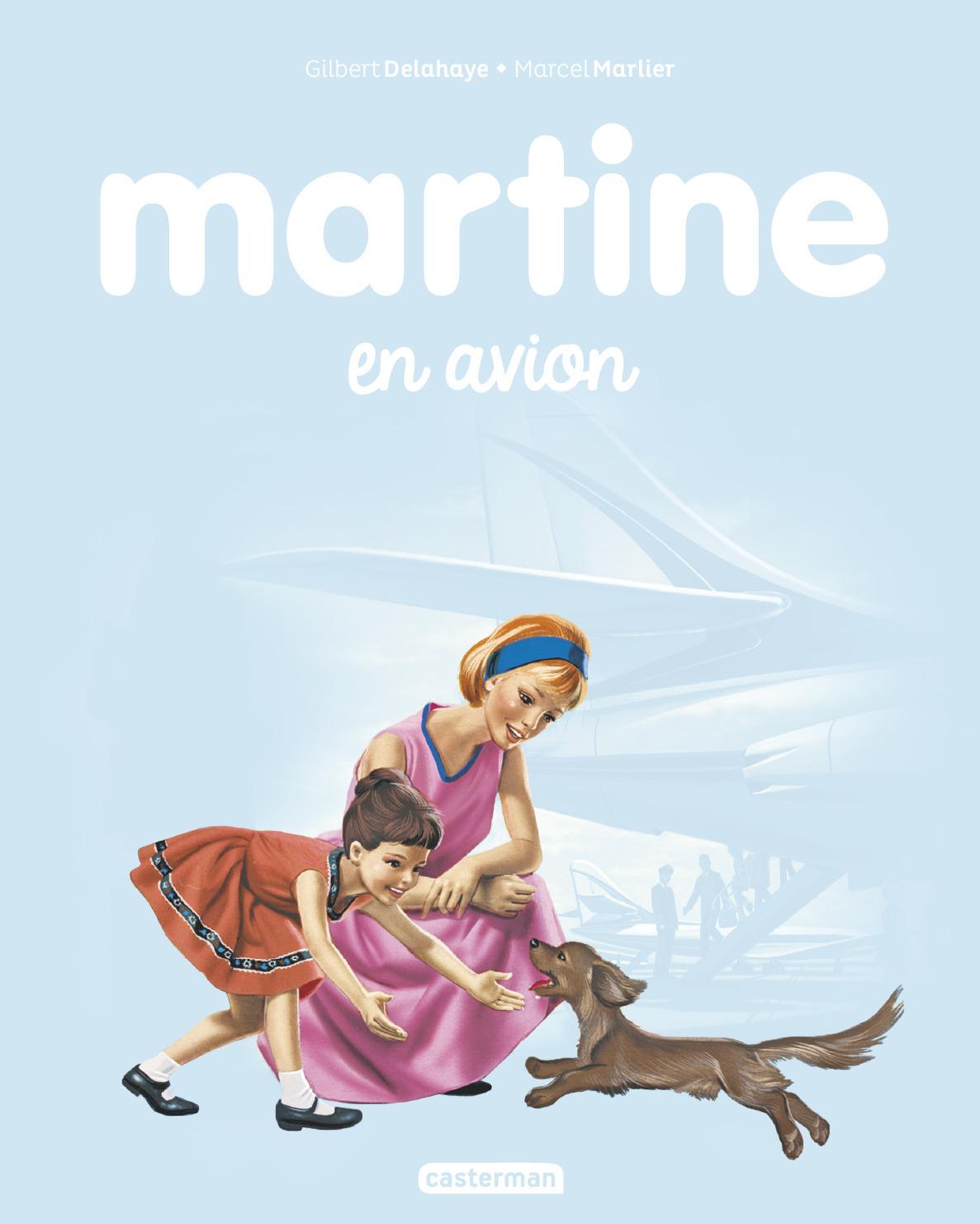 ALBUMS - T15 - MARTINE EN AVION