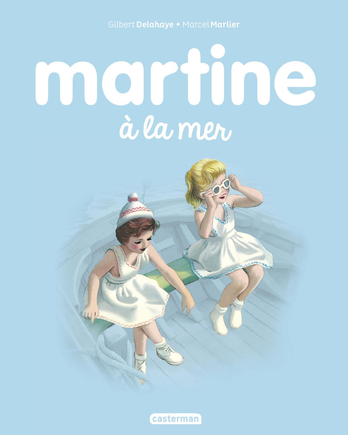 ALBUMS - T03 - MARTINE A LA MER