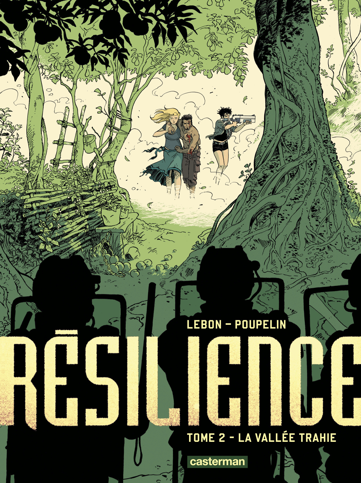RESILIENCE T2 - LA VALLEE TRAHIE