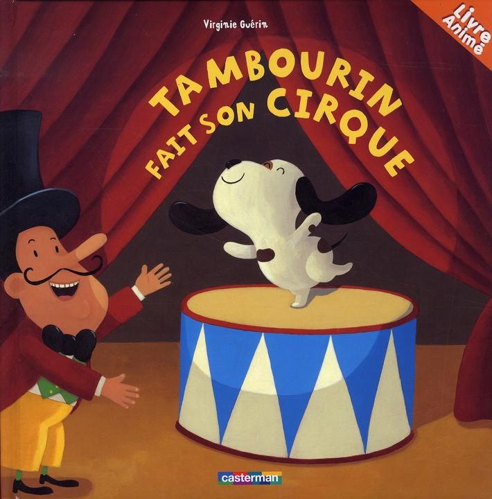 TAMBOURIN FAIT SON CIRQUE