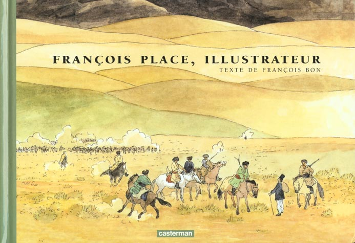 FRANCOIS PLACE ILLUSTRE