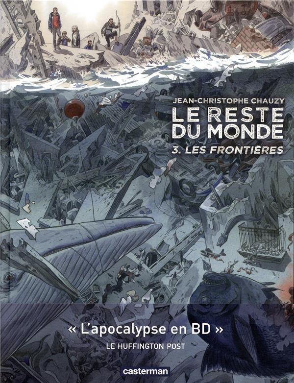 LE RESTE DU MONDE - LES FRONTIERES