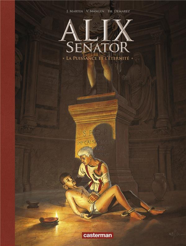 ALIX SENATOR, LES ALBUMS - LA PUISSANCE DE L'ETERNITE
