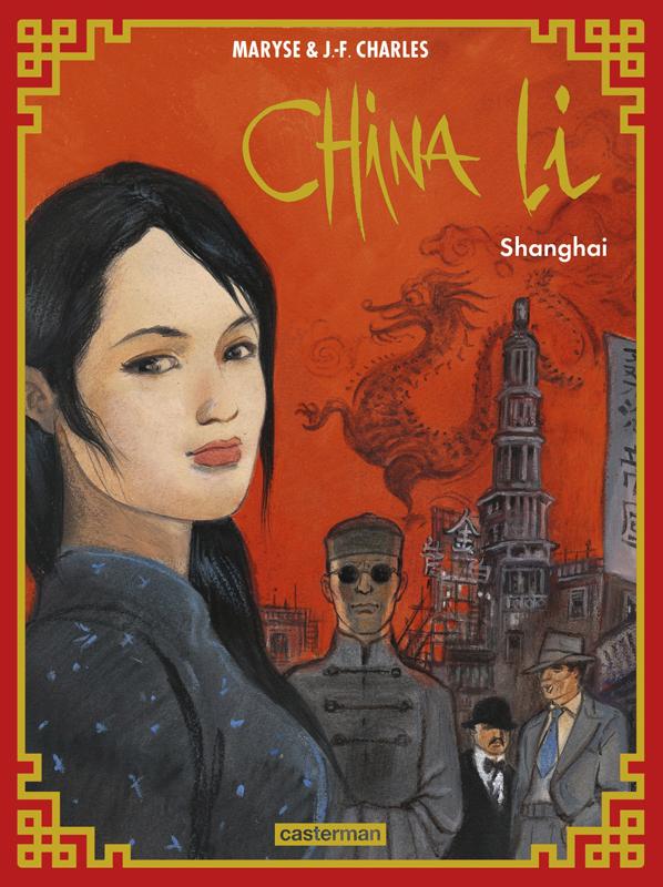 SHANGHAI - CHINA LI - T1
