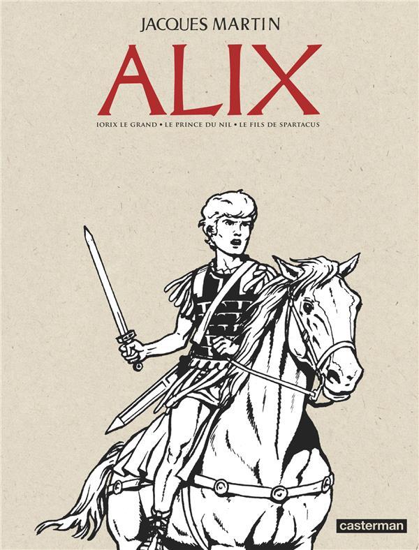 ALIX - ALIX, EDITION ANNIVERSAIRE - T2