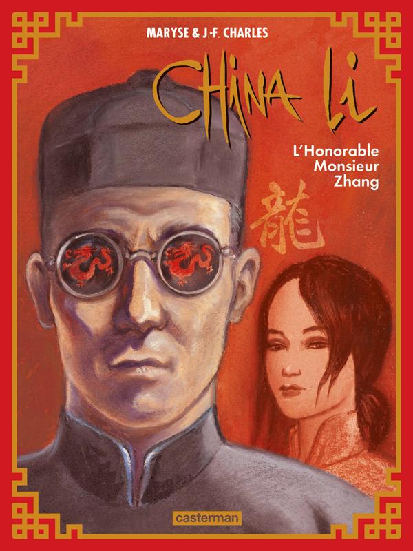 CHINA LI - T02 - L'HONORABLE MONSIEUR ZHANG
