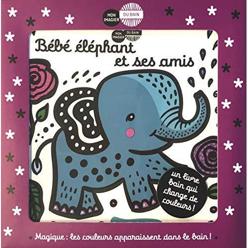 BEBE ELEPHANT ET SES AMIS