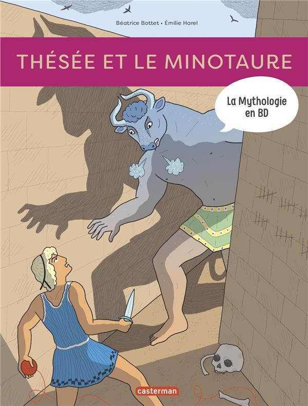 THESEE ET LE MINOTAURE
