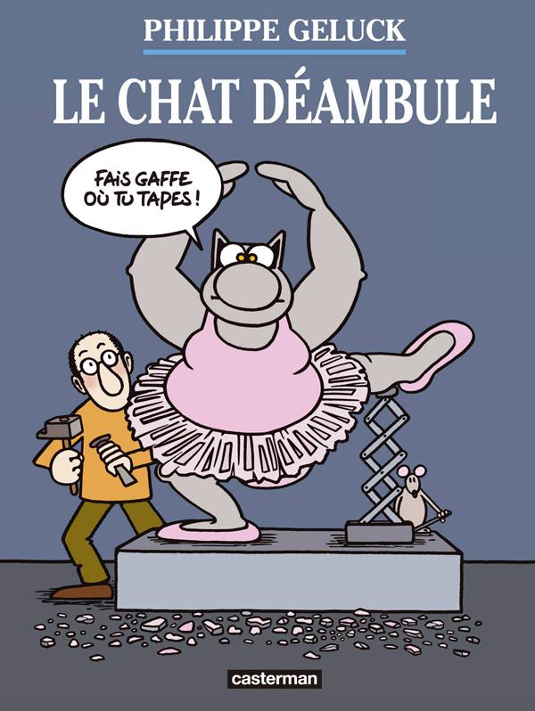 LE CHAT DEAMBULE