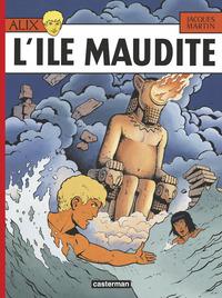 ALIX, LES ALBUMS - L' ILE MAUDITE