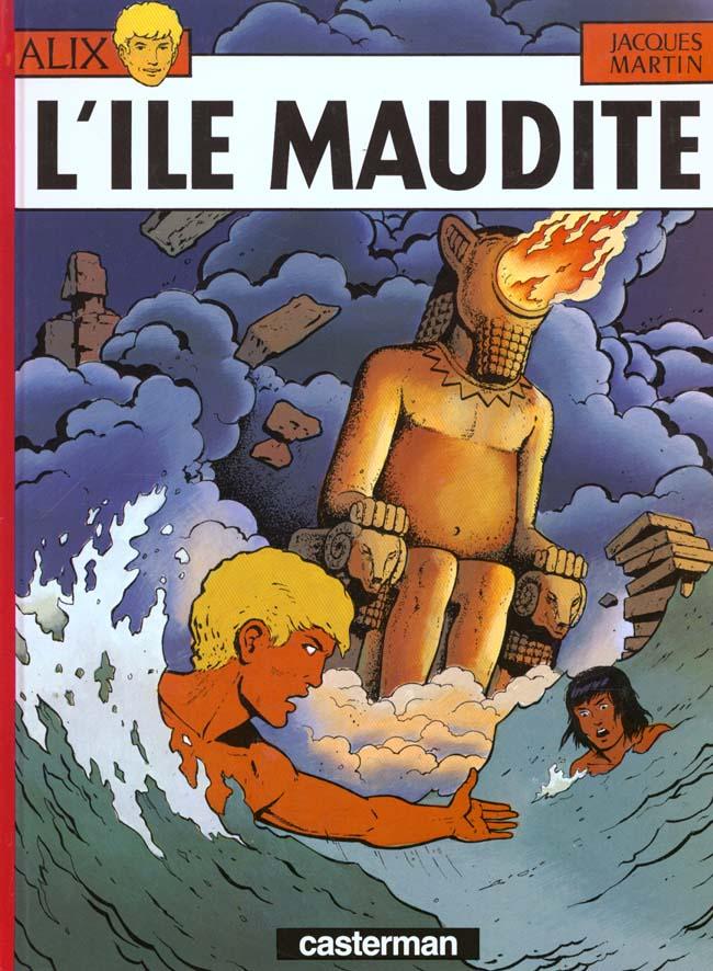 L' ILE MAUDITE - ALIX - T3