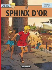 ALIX, LES ALBUMS - LE SPHINX D'OR