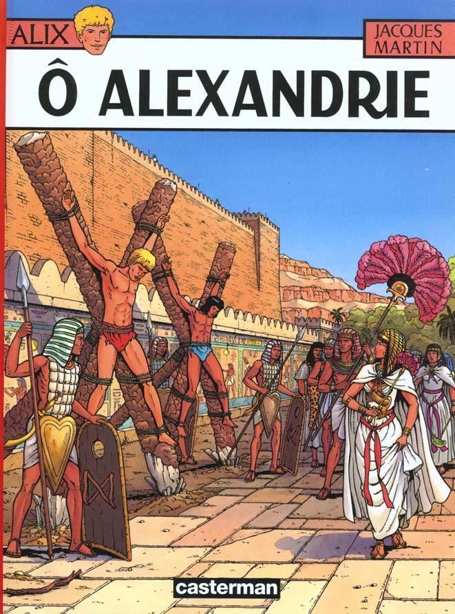 O ALEXANDRIE - ALIX - T20