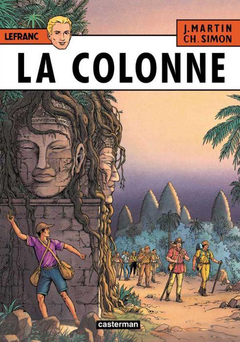 COLONNE (LUXE SOUS ETUI) (LA)