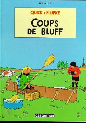 QUICK ET FLUPKE T11 COUP DE BLUFF