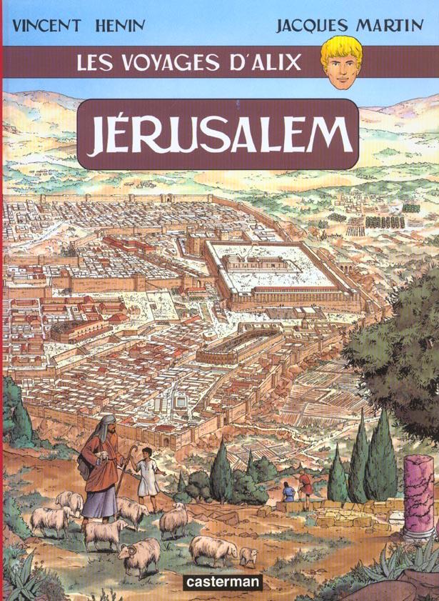 JERUSALEM - LES VOYAGES D'ALIX