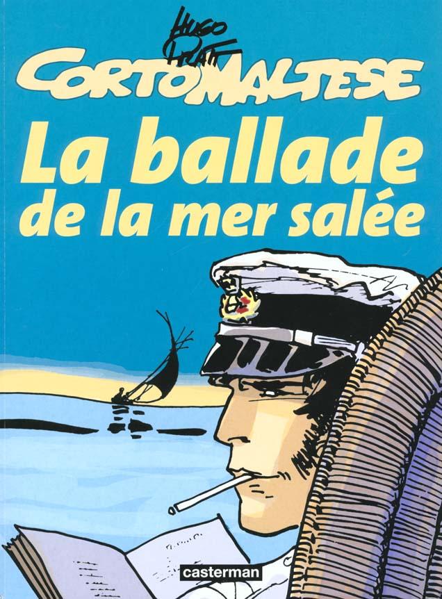 LA BALLADE DE LA MER SALEE (ANC ED) - CORTO MALTESE