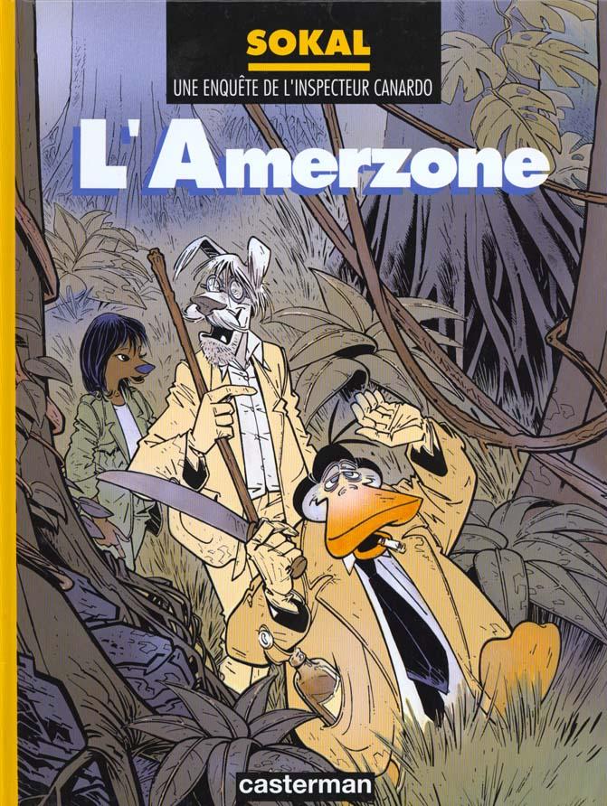 CANARDO T5 L'AMERZONE