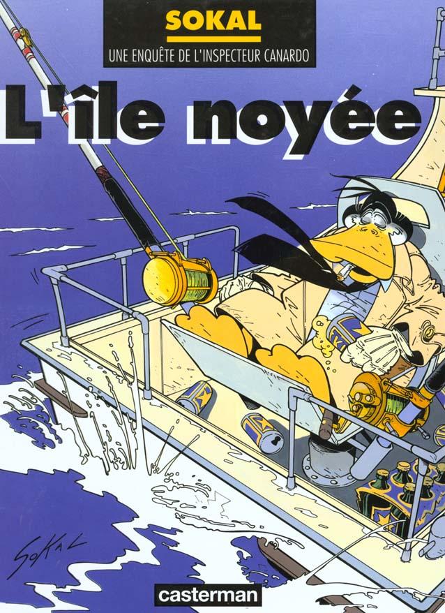 L' ILE NOYEE - CANARDO - T7