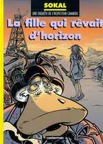 CANARDO T10 LA FILLE QUI REVAIT D'HORIZON