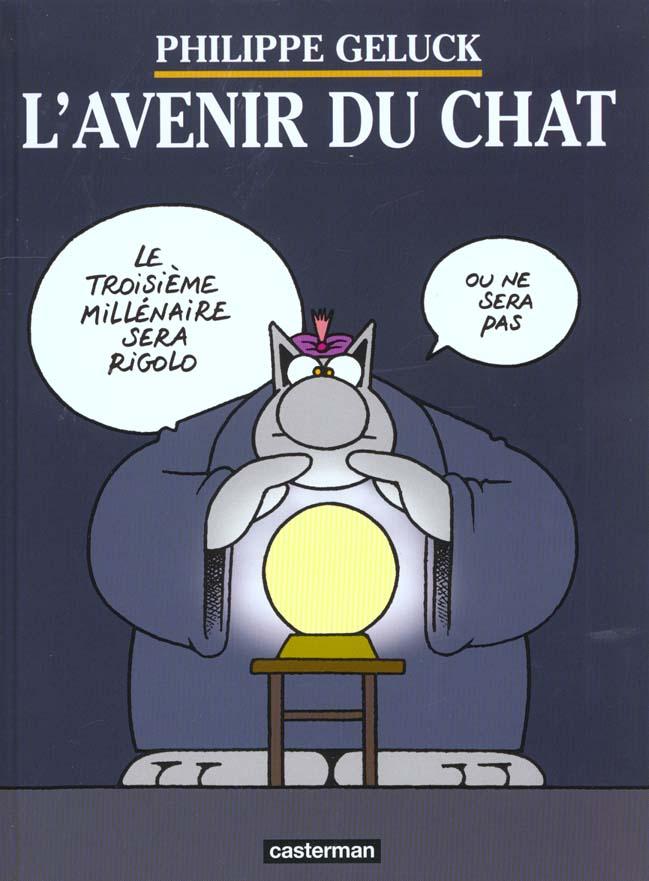 L'AVENIR DU CHAT - LES ALBUMS DU CHAT - T9