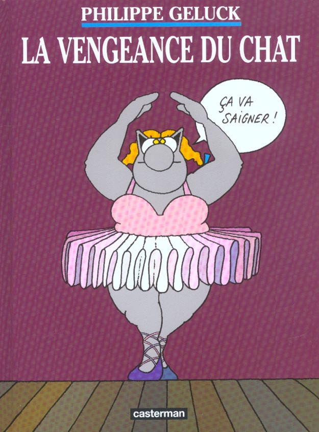 LE CHAT T3 LA VENGEANCE DU CHAT