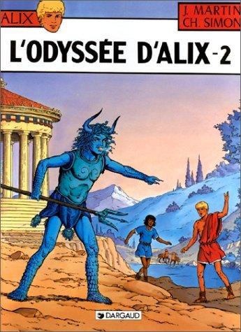 L' ODYSSEE D'ALIX - 2 - LES VOYAGES D'ALIX - T2