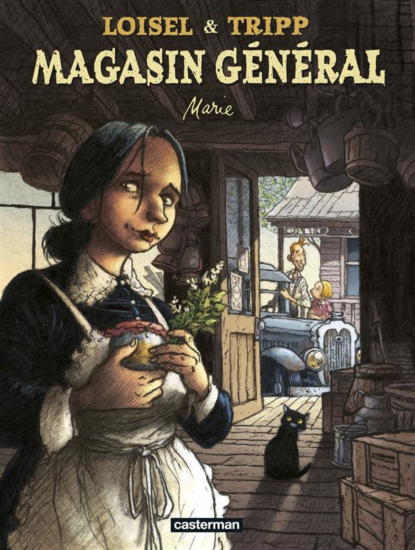 MAGASIN GENERAL T.1 MARIE