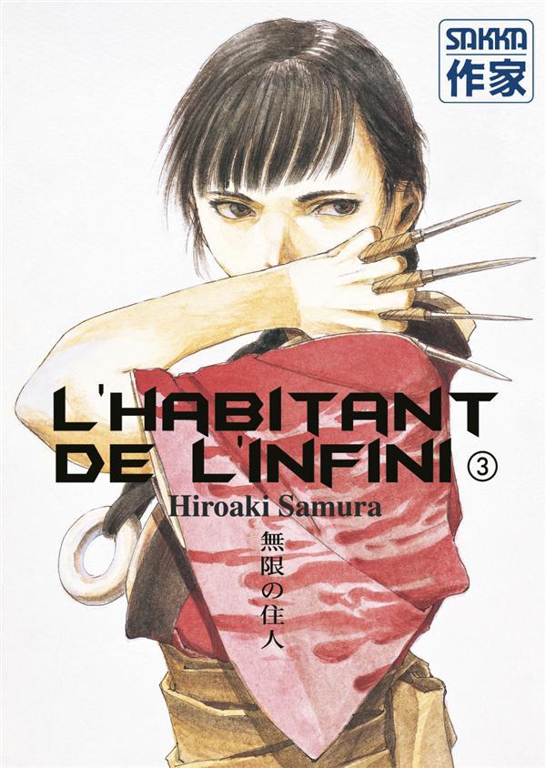 HABITANT DE L'INFINI T3