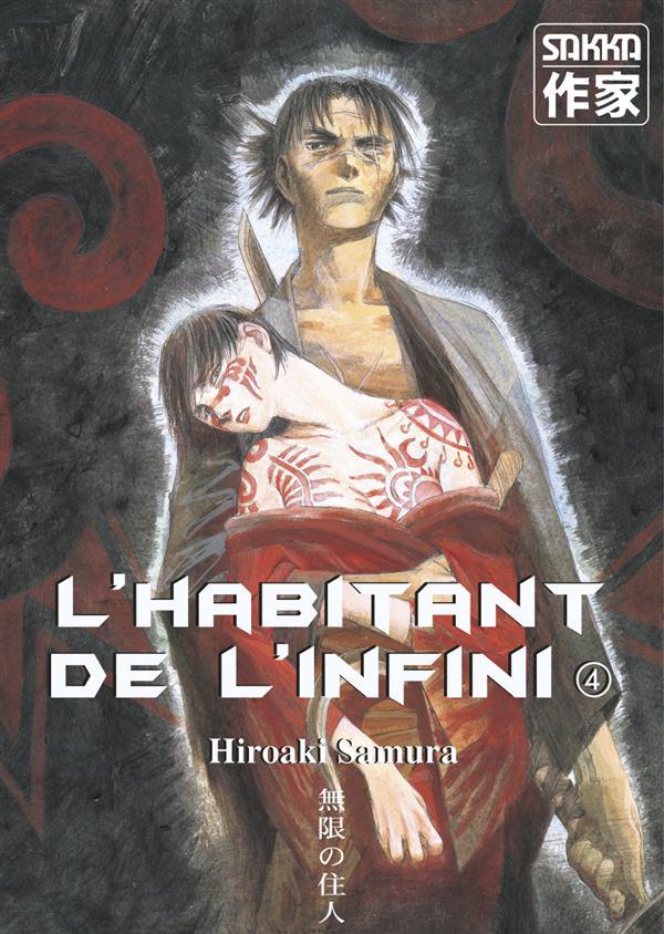 HABITANT DE L'INFINI T4
