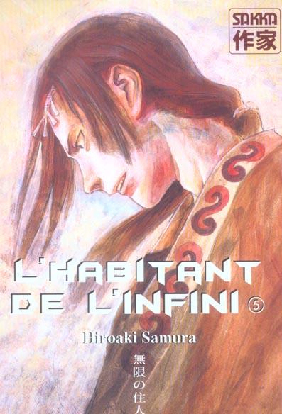 HABITANT DE L'INFINI T5