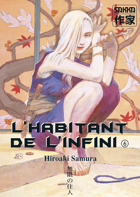 HABITANT DE L'INFINI T.6