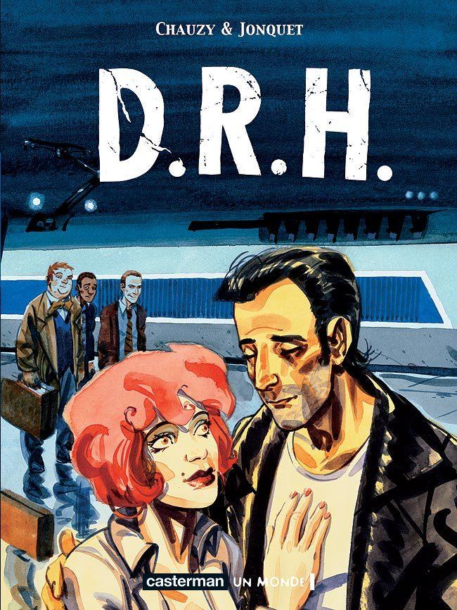 D. R. H.