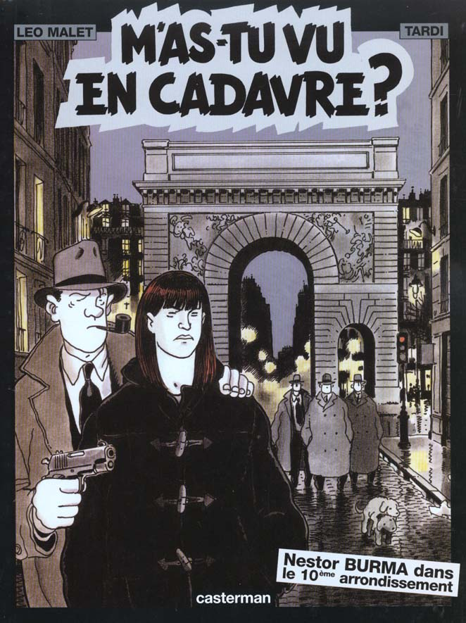 M'AS-TU VU EN CADAVRE
