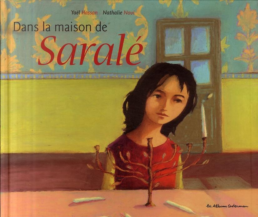 DANS LA MAISON DE SARALE