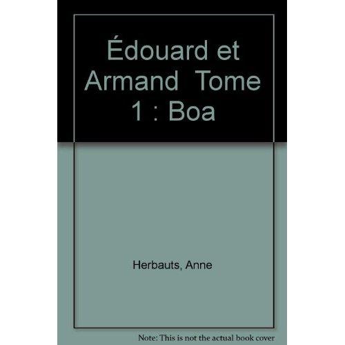 EDOUARD ET ARMAND - BOA