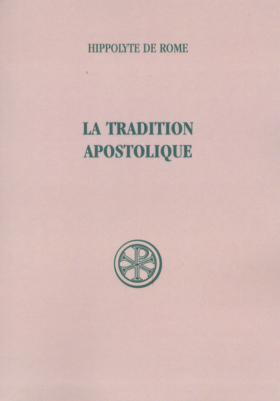 SC 11 LA TRADITION APOSTOLIQUE