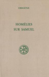 HOMELIES SUR SAMUEL INTRODUCTION  EDITION CRITIQUE  TRADUCTION ET NOTES