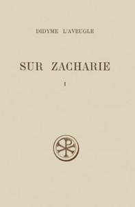 SUR ZACHARIE  3 TOMES TEXTE INEDIT D APRES UN PAPYRUS DE TOURA. INTRODUCTION  TEXTE CRITIQUE  TRADUC