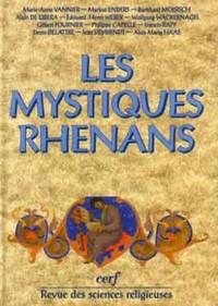 LES MYSTIQUES RHENANS