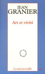 ART ET VERITE