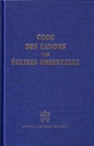 CODE DES CANONS DES EGLISES ORIENTALES
