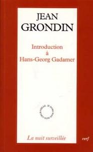 INTRODUCTION A HANS-GEORG GADAMER