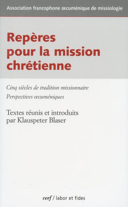 REPERES POUR LA MISSION CHRETIENNE