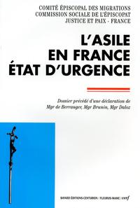 ASILE EN FRANCE ETAT D URGENCE
