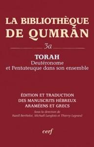 BIBLIOTHEQUE DE QUMRAN 3A