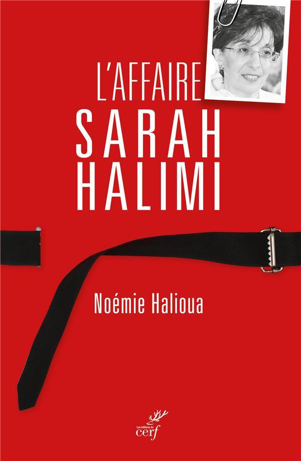 L'AFFAIRE SARAH HALIMI