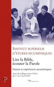 LIRE LA BIBLE.ECOUTER LA PAROLE