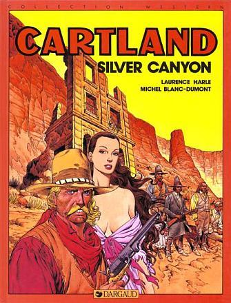 CARTLAND - T7 - SILVER CANYON